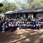 Trip to Dodoma**Day3-小学校訪問-