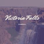 【ザンビア】滝に入れちゃう?!乾季のビクトリアフォールズ!
